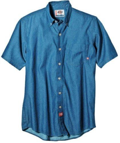 Sleeve Work Shirt, Stone Washed, X-Large ()