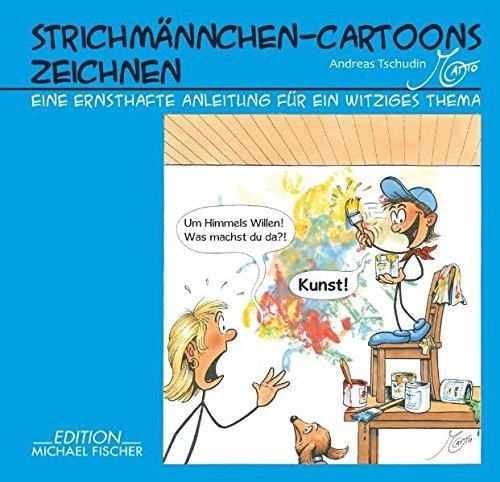 Strichmännchen-Cartoons zeichnen: Eine ernsthafte Anleitung für ein witziges Thema