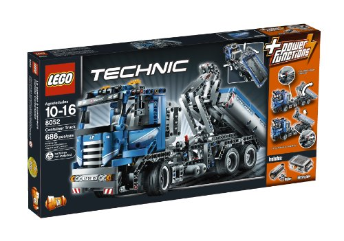 LEGO TECHNIC Container Truck 8052, Baby & Kids Zone
