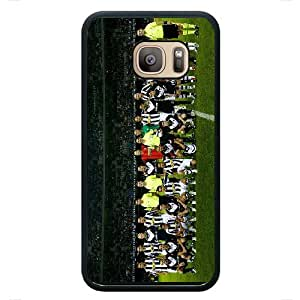 Samsung Galaxy S7 Protective Cover Custom Serie A Juventus players Galaxy S7 White Side Phones Case
