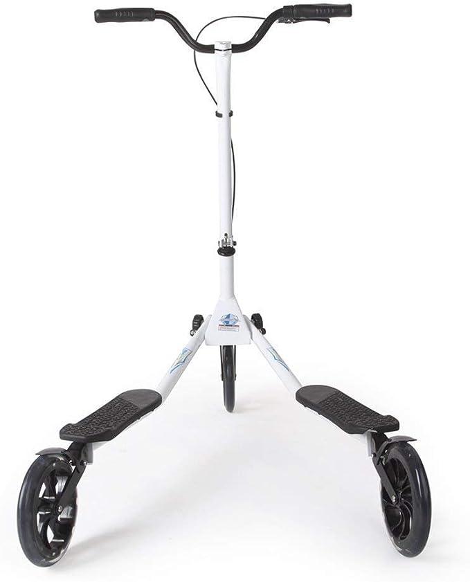 Amazon.com: Patinete de 3 ruedas AODI, altura ajustable ...