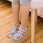Clumber Spaniel Dog Gray Zigzag Pattern Unisex Toddler Baby Ankle Socks Funny Novelty Kids Socks Polyester & Polyester Blend - Single 6