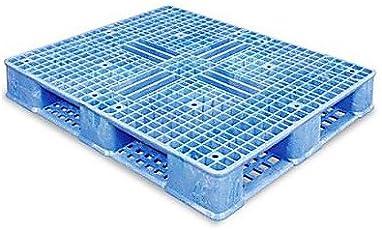 Uline H 1212BLU Rackable Pallet 40 Width 48 Length Plastic