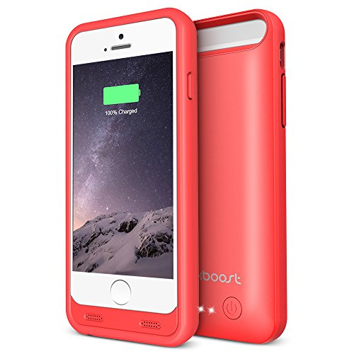 iPhone 6 / iPhone 6S Battery Case, Maxboost [VIVID Power] Ultra Slim...