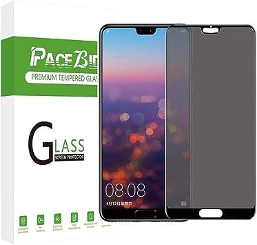PaceBid Privacy Glass Compatible con Huawei P20 Pro, Completamente ...