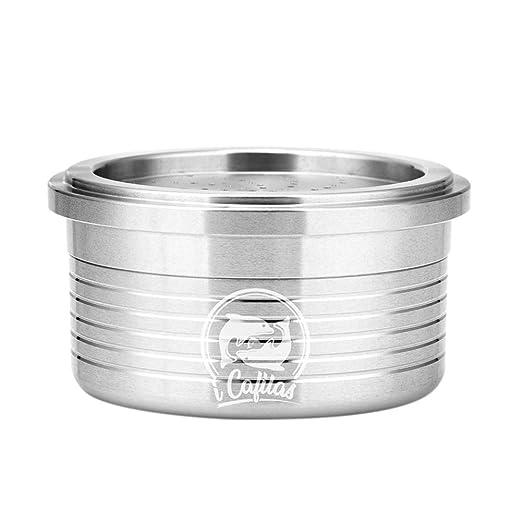 MOCRIS Lavazza Stainless Steel Coffee Capsule Reusable Espresso ...