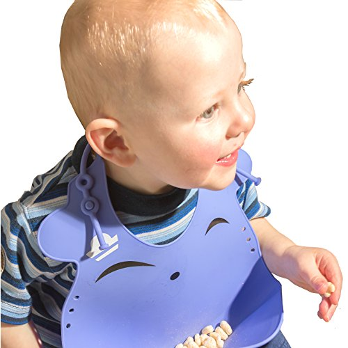 [Baby Bib with Smart Food Catcher | Comfy 3-Way Fitting Suitable for Infants, Toddlers, Children of All Ages | Ultra Soft, Waterproof and Easily Wipes] (Cute Homemade Kid Costumes)