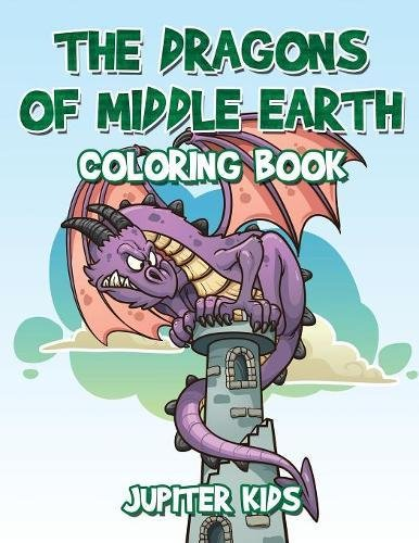 The Dragons of Middle Earth Coloring Book pdf epub