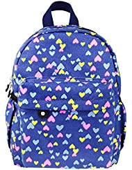 L.S.Risunup Toddler Backpack Girls Preschool Nursery Bag Little Kid Purse