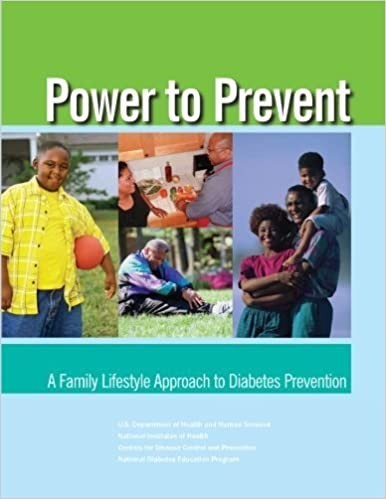 Book Power to Prevent: A Family Lifestyle Approach to Diabetes Prevention by U.S. Department of Health and Human Services (2012-07-12)