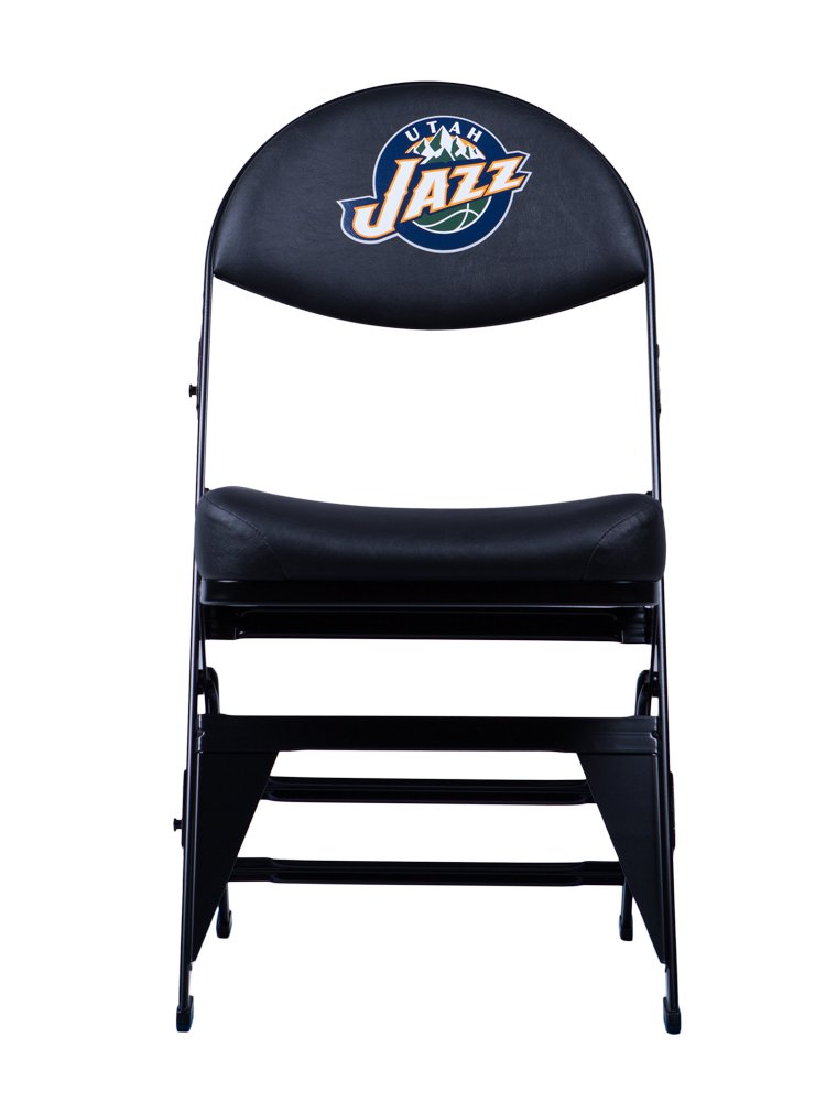 Spec Seats Official NBA Licensed X-Frame Courtside Seat Utah Jazz