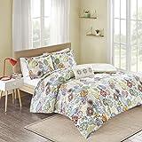 Mi-Zone Tamil Comforter Mini Set, King, Multi