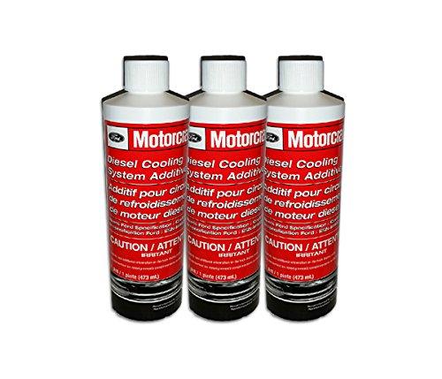 モータークラフトフォードディーゼルCoolant Additive vc8 – 3 Bottles B019OATVXS