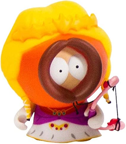 Kenny The Stick of Truth The Princess Kidrobot South Park new