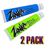 Zinka Colored Sunblock Zinc Nosecoat Bundle - Blue Green