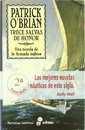 Descargar Libro 13. Trece Salvas De Honor Patrick O'brian