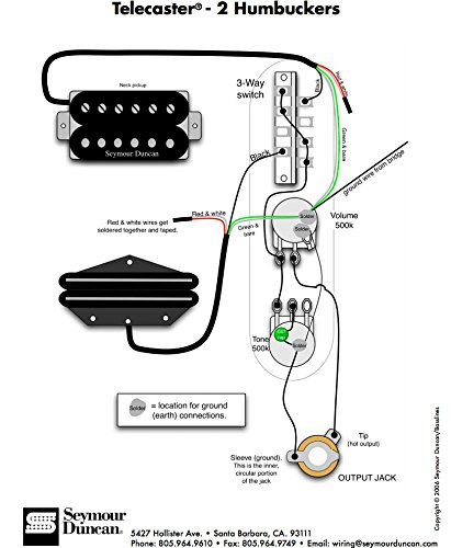 Way Tele Wiring Harness on tele mirrors, tele bass, tele body,