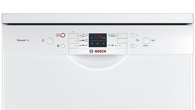 Siemens Kühlschrank Ok Aufkleber : Bosch sms53l12eu serie 6 freistehender geschirrspüler a 12