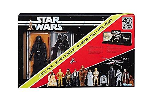 Star Wars The Black Series 40th Anniversary Legacy Pack -
