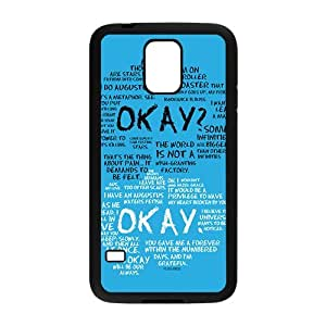 okay? okay. Phone Case for Samsung Galaxy S5