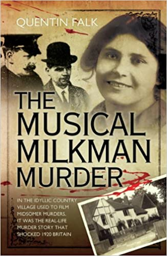 The Musical Milkman Murder - In the idyllic country village