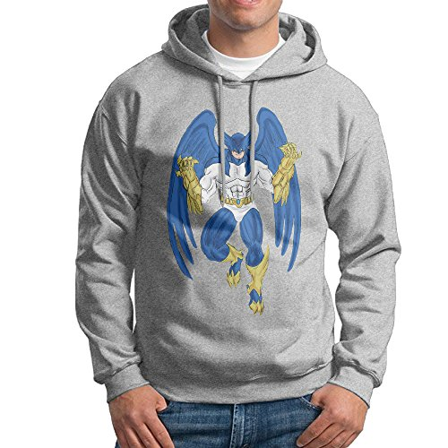 MARC Men's Blue Jay Sweatshirt Ash Size XL