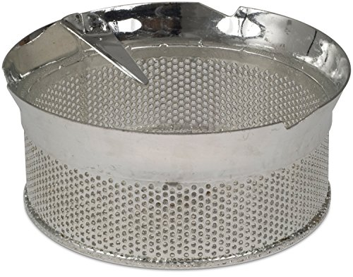 JB Prince 3mm Grill for 15 Qt Food Mill