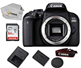 Canon EOS 800D (Rebel T7i): Includes Promotional SanDisk Ultra...