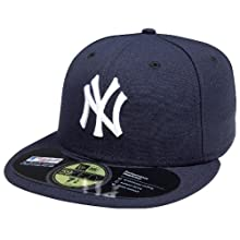 MLB New York Yankees Game AC On Field 59Fifty Fitted Cap-718