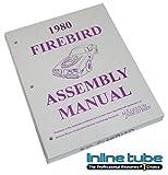 77 78 79 80 81 Firebird Trans Am GM Factory Assembly Manual book Catalog