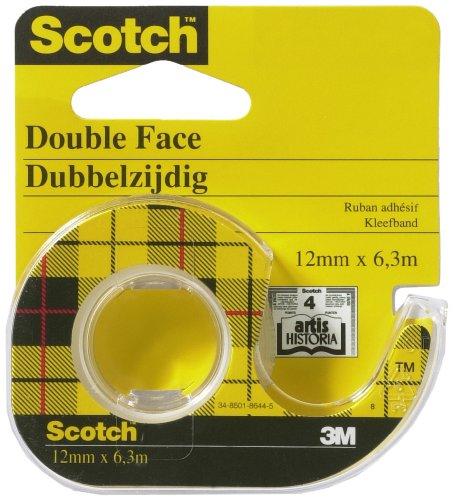 Scotch(R)Handabroller 12x6,3 incl.1Rolle