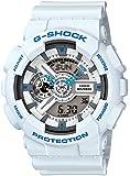CASIO カシオ G-SHOCK Gショック ジーショック 海外モデル GA-110SN-7A ブルー×ホワイト系Breezy Colorsブリージーカラーズ メンズ 腕時計 男性用 時計 ウォッチ 【逆輸入品】