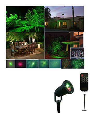 Remote-Controllable-12-patterns-in-1-Firefly-Green-and-Red-Outdoor-Garden-Light-By-Ledmall
