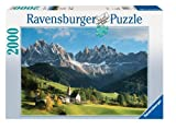 Ravensburger Italy's Dolomites - 2000 Piece Puzzle by Ravensburger