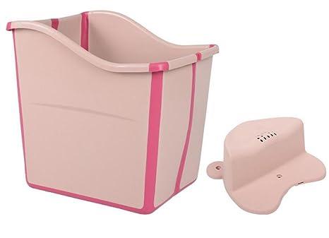 Baby vasca idromassaggio sedia bagno portatile viaggio pieghevole ...