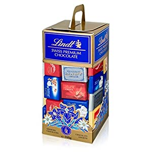 Lindt – Chocolats Suisses assortis – 500 g