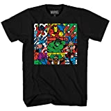 Marvel Big Boys' Hulk and Friends T-Shirt