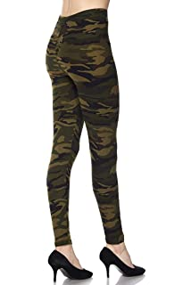 207cb6e49467e New Mix Camouflage Camo Premium Ultra Soft Army Military Print Leggings