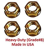 Ford Torque Converter Nut, Metric Hex M10x1mm x8.5mm, Heavy Duty. Made In USA