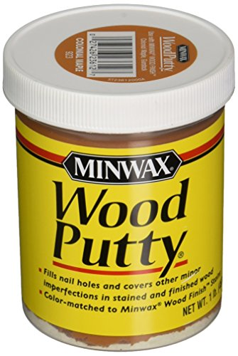 Minwax 236124444 Wood Putty, 1 lb, Colonial (Maple Wood Putty)