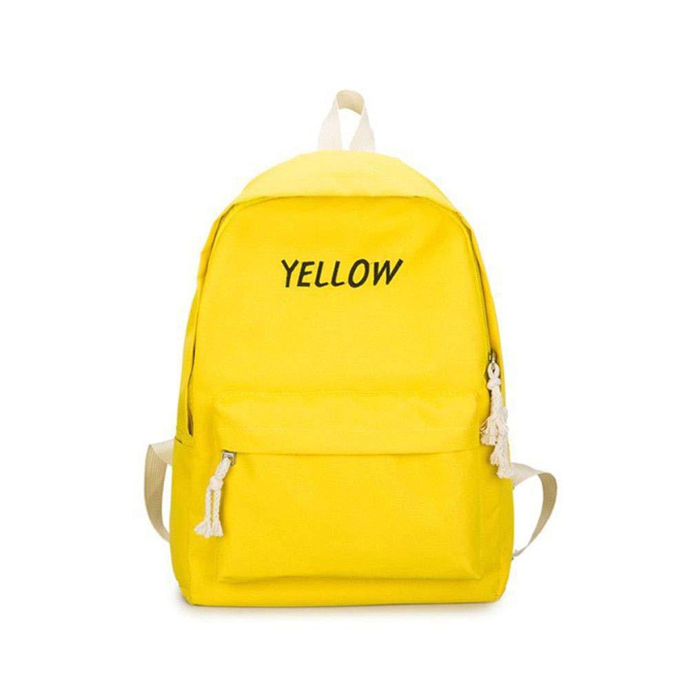 VHVCX Druck Schreiben Schulrucksack Schulrucksack Schulrucksack Frauen Schulbuchtasche Back Pack Freizeit koreanische Damen Knapsack Laptop Reisetaschen für Teenager B07LF2Y5G6 Daypacks Kaufen 9a64d1