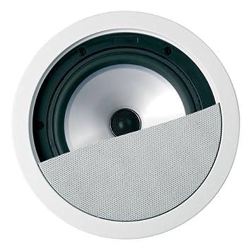kef in ceiling speakers. kef ci160.2qr in-ceiling speaker with 6.5\u0026quot; uni-q driver ( kef in ceiling speakers q