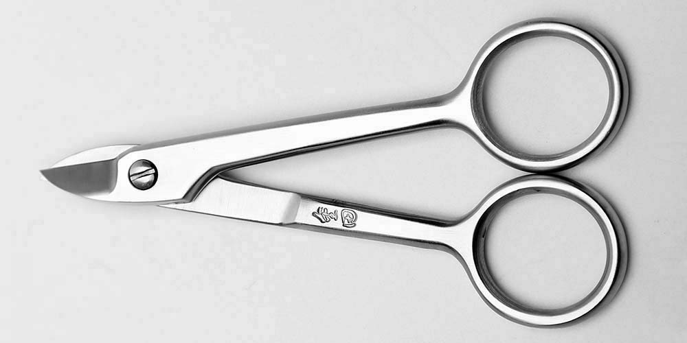 Master's Wire Scissors Tian Bonsai Tools 115 Mm (4.5'') 5Cr15MoV Stainless Steel Very Powerful & Durable