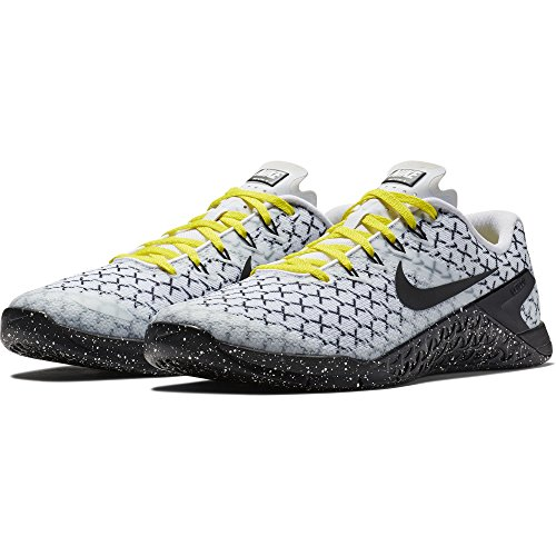 107 de Yellow Chaussures Cross Multicolore Homme Dynamic Black Nike Metcon White 4 URZ441