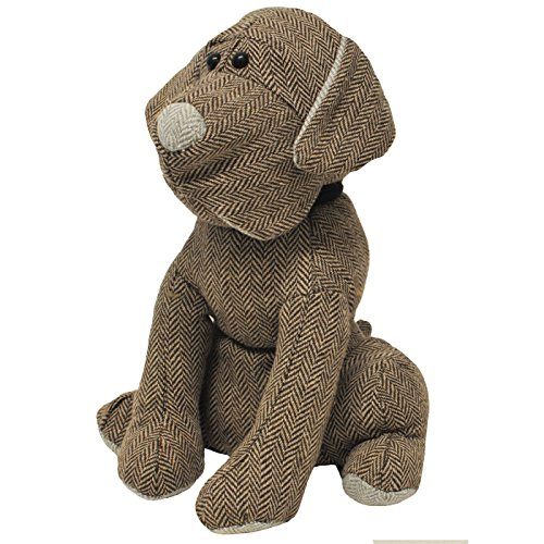 Riva Home Herringbone Dog Doorstop (One Size) (Mocha) ()