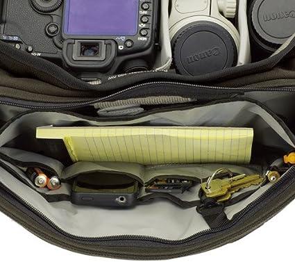 Lowepro Pro Messenger 200 Aw Kameratasche Anthrazit Kamera