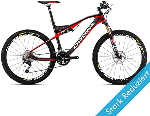 Tamaño 18,5 Orbea OIZ M50 14/M rojo para bicicleta de montaña ...