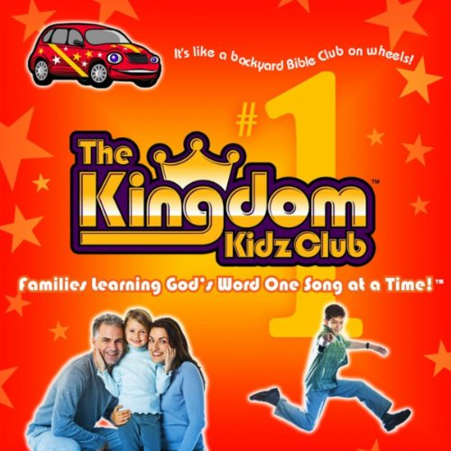 Kingdom Kidz Club, Volume #1