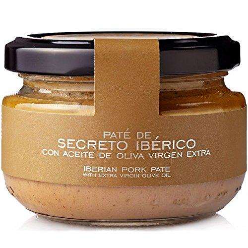 Paté de Secreto Ibérico (120 g) – La Chinata