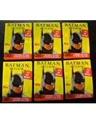 CLEARANCE 1992 Batman Trading Cards (12) Pack lot Unopened Non Sport